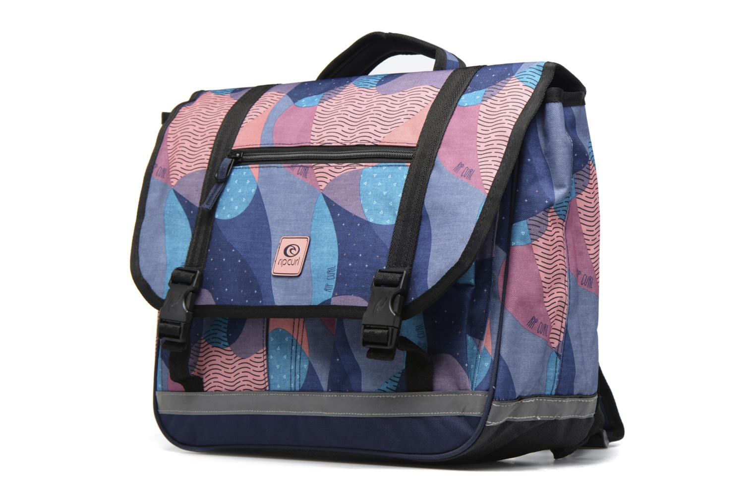 Camo Satchel Blue