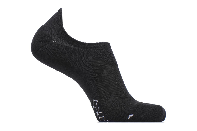 Chaussettes et collants Nike Unisex Nike Dry Elite Cushioned No-Show Running Sock Noir vue détail/paire