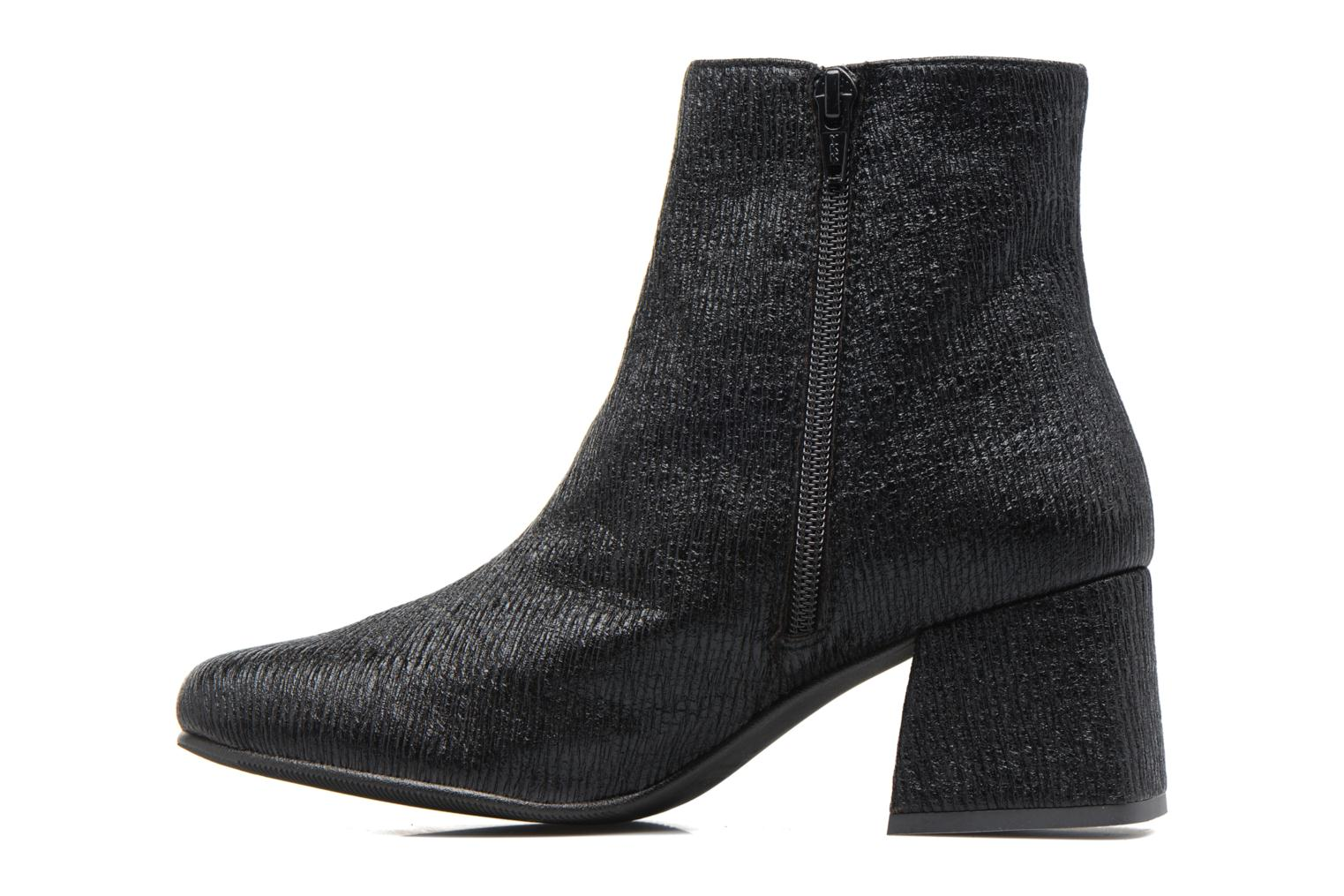 Ankle boots Sixty Seven Liam Black front view
