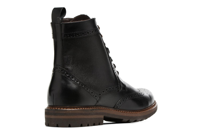Bottines et boots Mr SARENZA Nanti Noir vue face