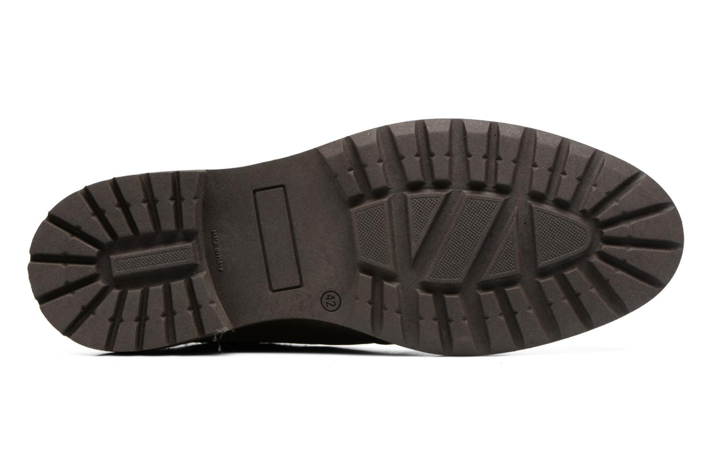 Chaussures à lacets Mr SARENZA Nelaton Vert vue haut