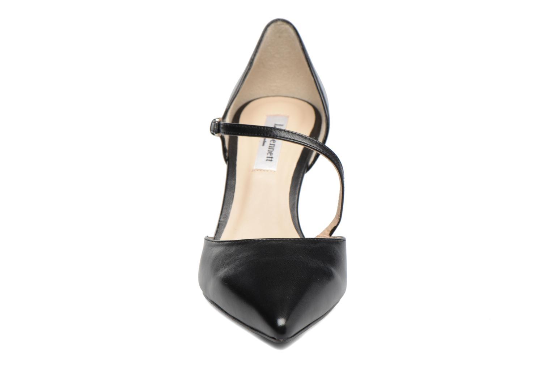 Escarpins L.K. Bennett Alix Noir vue portées chaussures