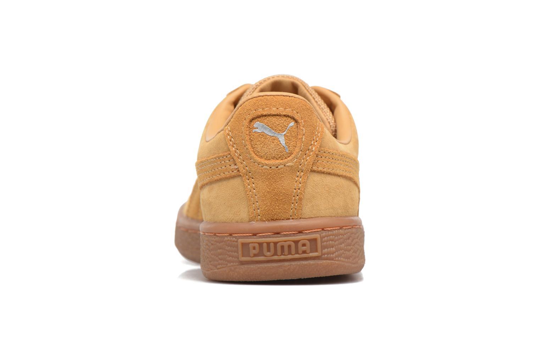 Taffy Puma Basket Classic Weatherproof Jr (Jaune)