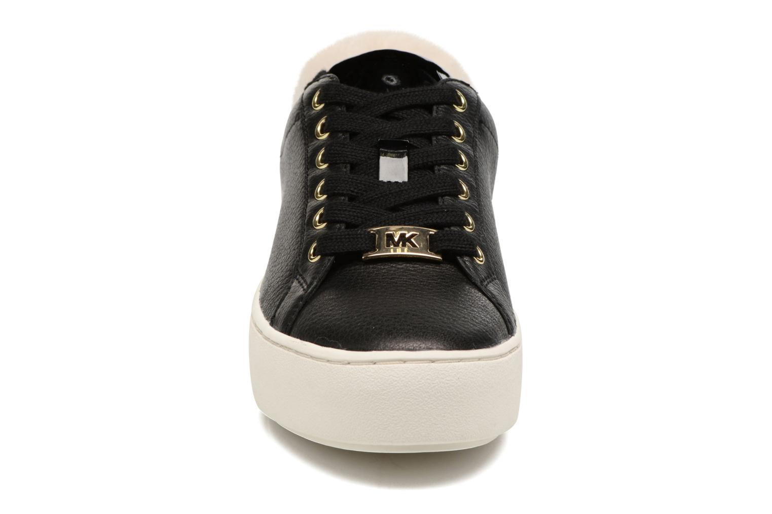 Poppy Lace Up 010 BLACK
