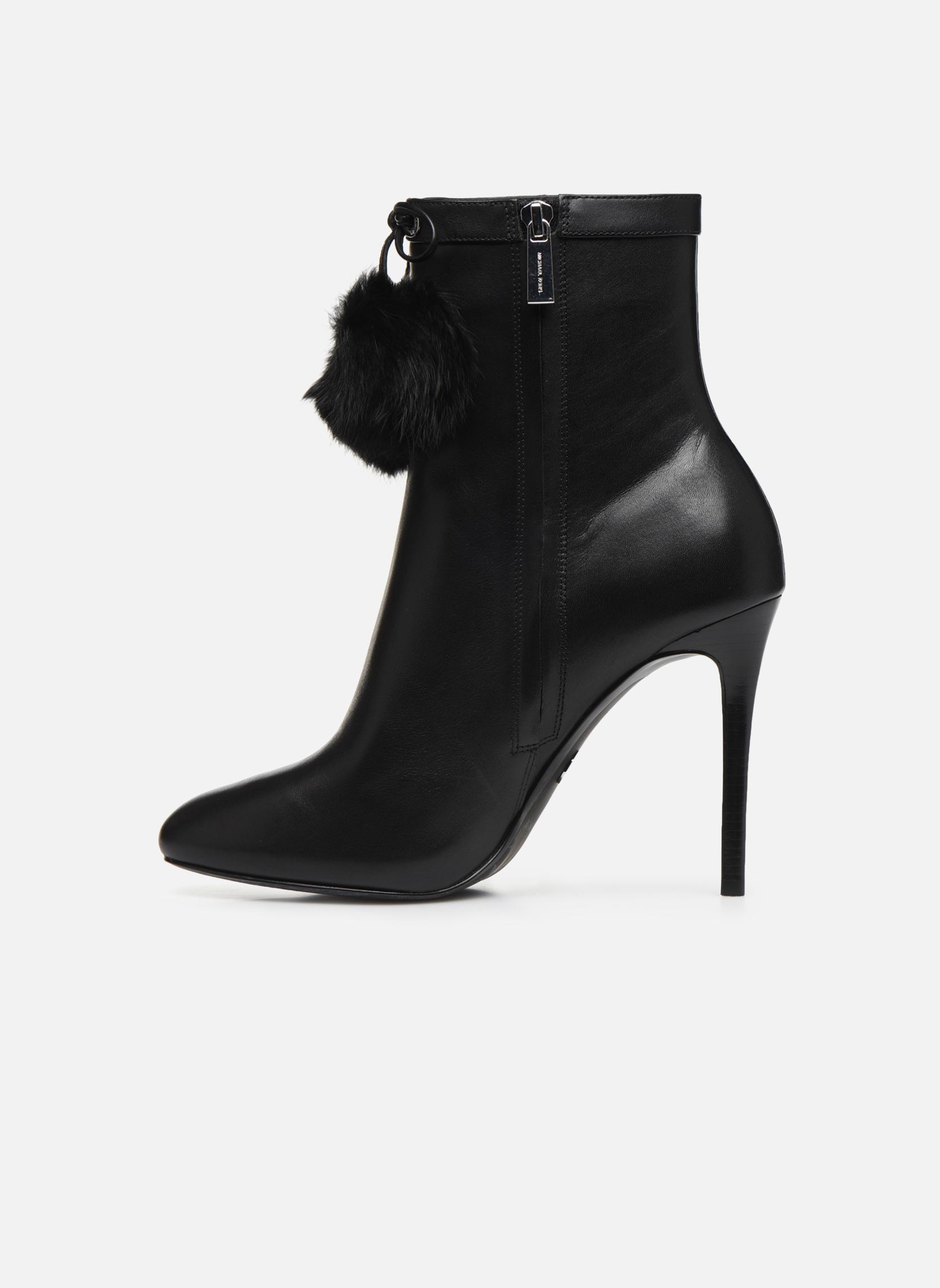 Bottines et boots Michael Michael Kors Remi Bootie Noir vue face