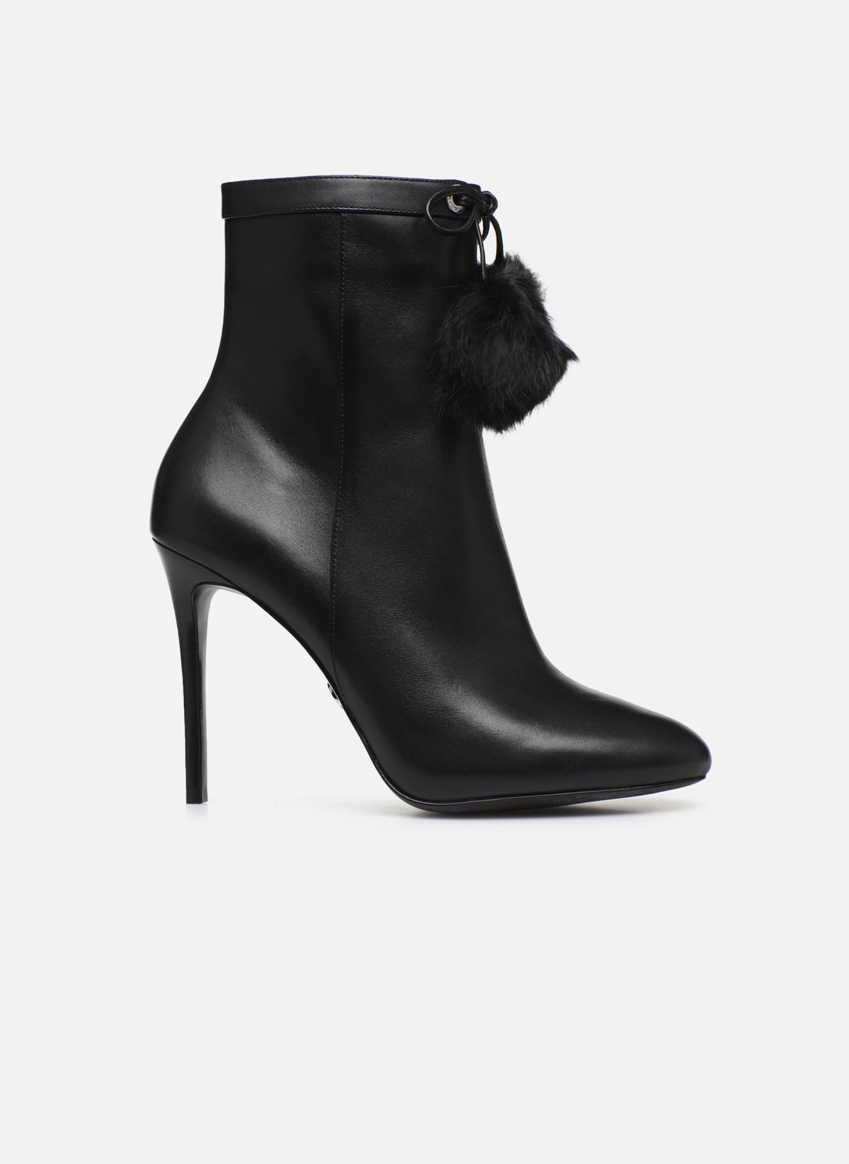 Bottines et boots Michael Michael Kors Remi Bootie Noir vue derrière