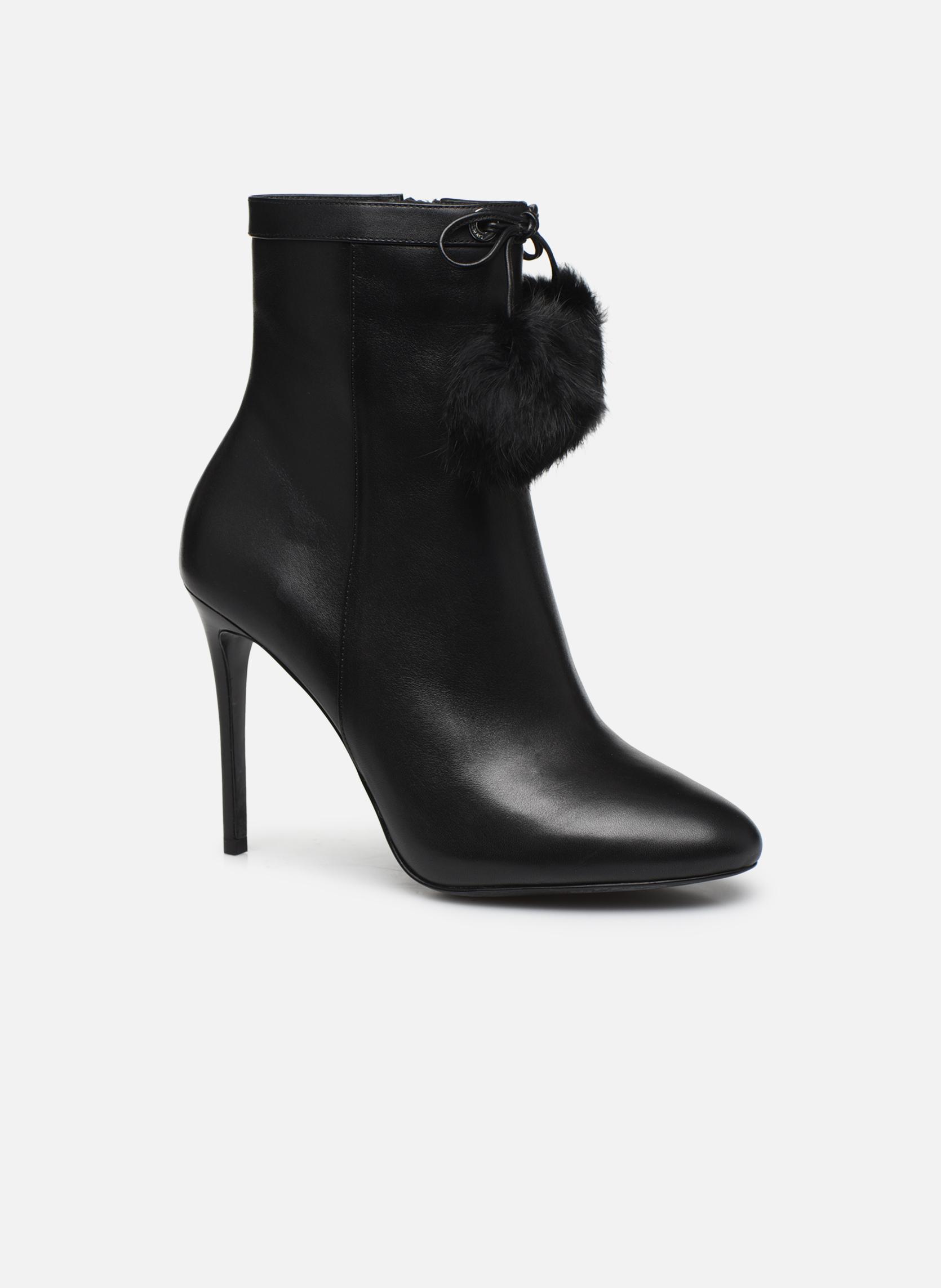 Bottines et boots Michael Michael Kors Remi Bootie Noir vue détail/paire