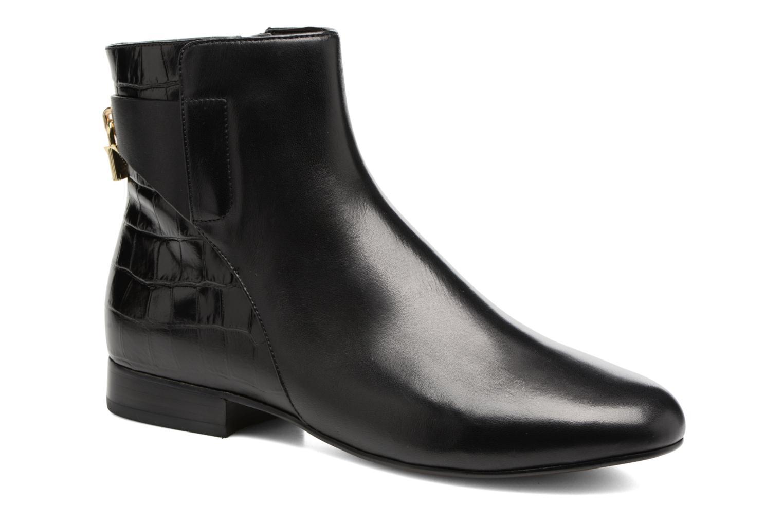 Bottines et boots Michael Michael Kors Mira Flat Bootie Noir vue détail/paire