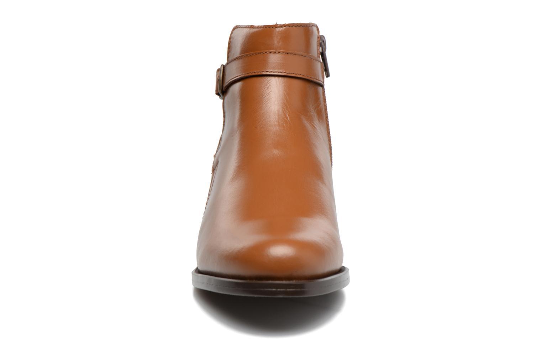 Bottines et boots PintoDiBlu Nina Marron vue portées chaussures