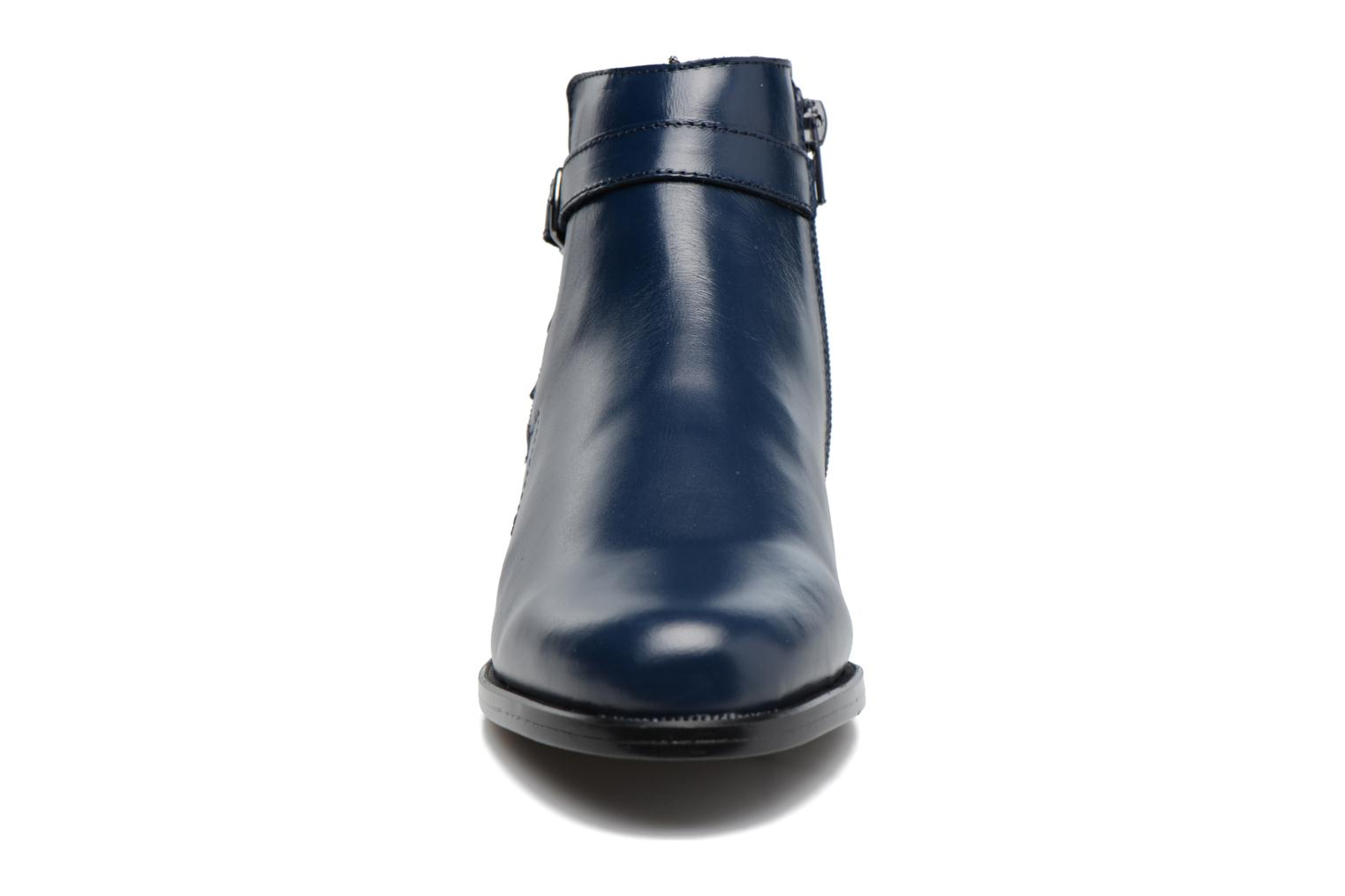 Ankle boots PintoDiBlu Nina Blue model view