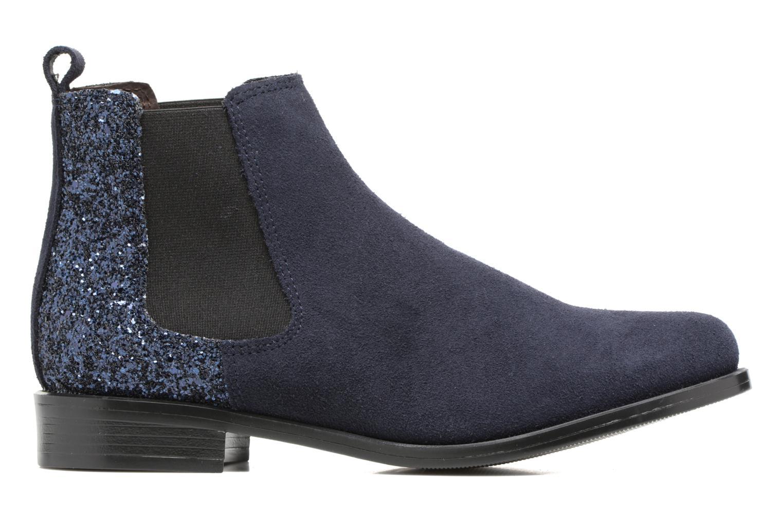 Bottines et boots PintoDiBlu Coralina Bleu vue derrière