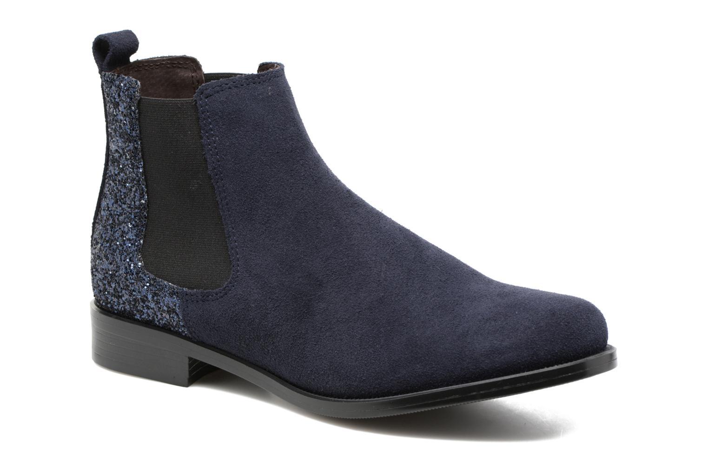 Bottines et boots PintoDiBlu Coralina Bleu vue détail/paire