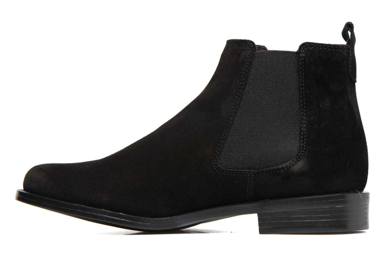 Bottines et boots PintoDiBlu Coralina Noir vue face