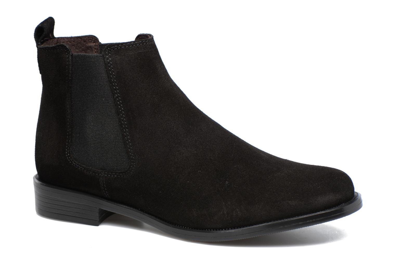 Bottines et boots PintoDiBlu Coralina Noir vue détail/paire