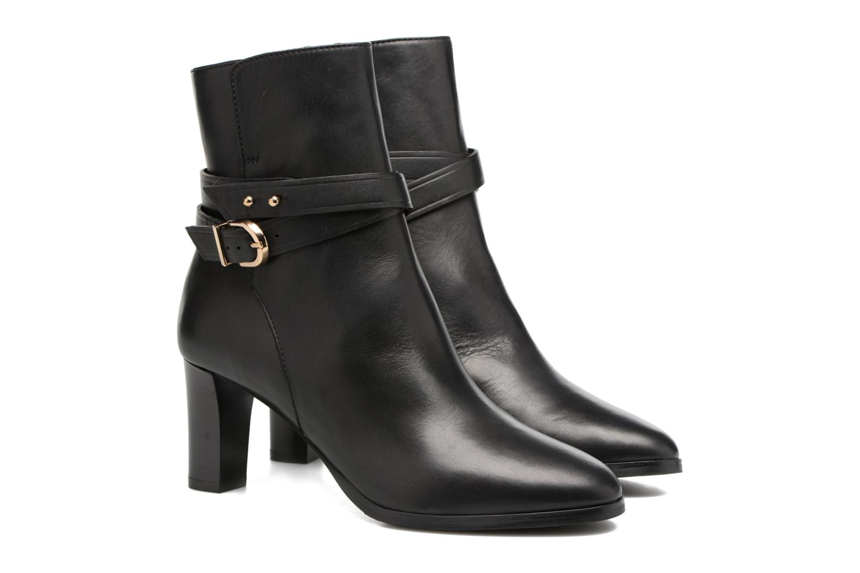 Boots en enkellaarsjes L.K. Bennett Josie Zwart 3/4'