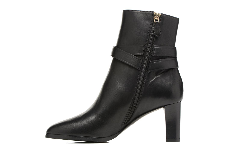 Boots en enkellaarsjes L.K. Bennett Josie Zwart voorkant