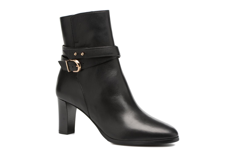 Boots en enkellaarsjes L.K. Bennett Josie Zwart detail
