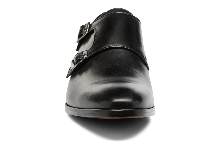 Mocassins Brett & Sons Charles Noir vue portées chaussures