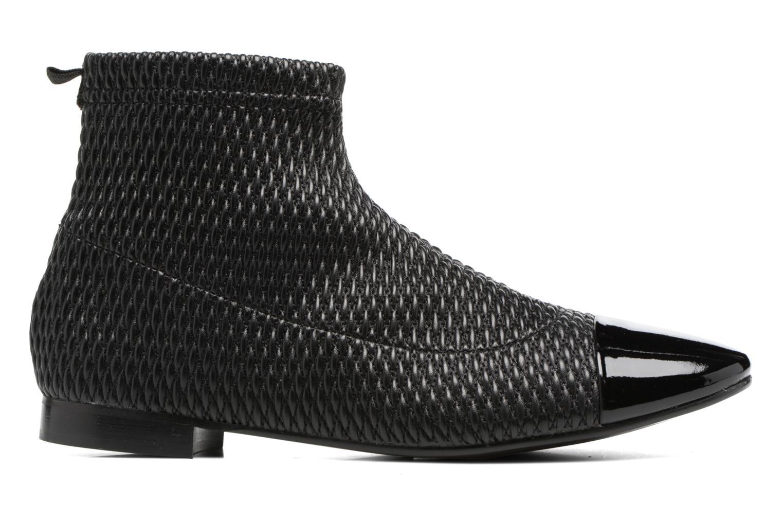 Bottines et boots Heyraud DIANE Noir vue derrière