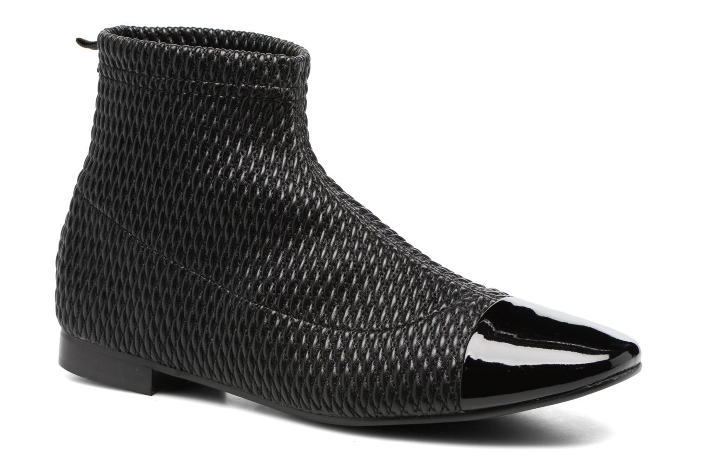 Bottines et boots Heyraud DIANE Noir vue détail/paire