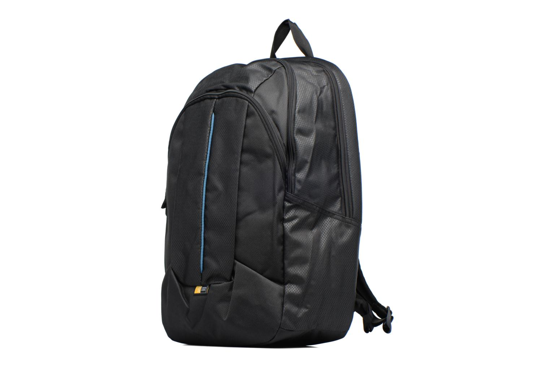 """Sacs ordinateur Case Logic Prevailer Backpack 17,3"""" Noir vue portées chaussures"""