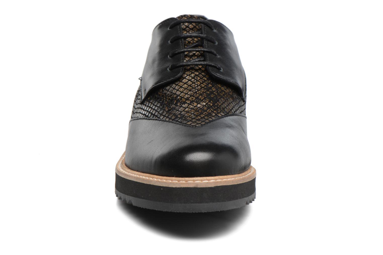 Chaussures à lacets HE Spring Lutin Noir vue portées chaussures