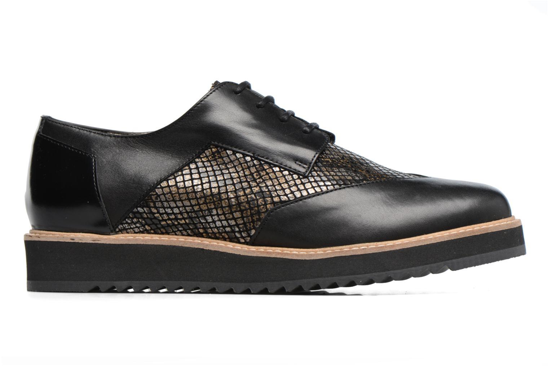 Chaussures à lacets HE Spring Lutin Noir vue derrière