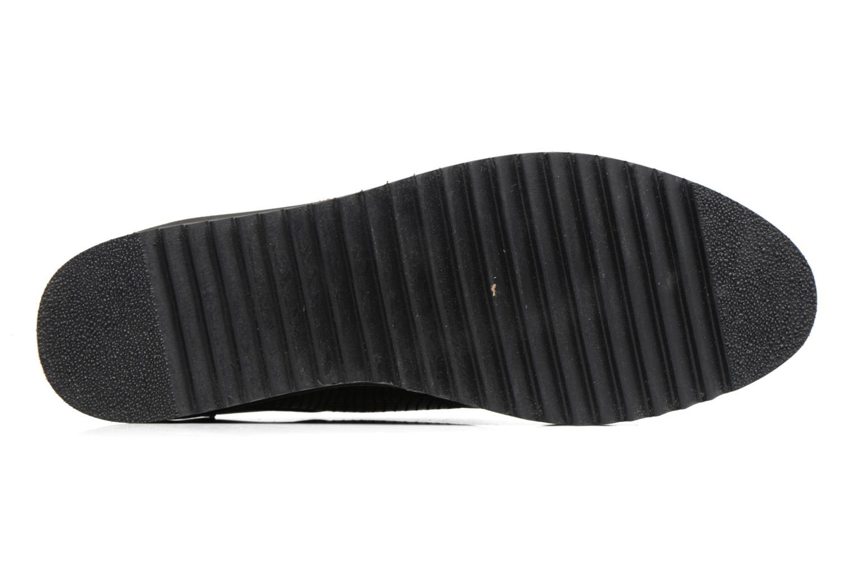 Chaussures à lacets HE Spring Lutin Noir vue haut