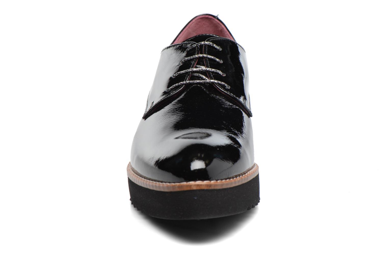 Chaussures à lacets HE Spring Lana Noir vue portées chaussures