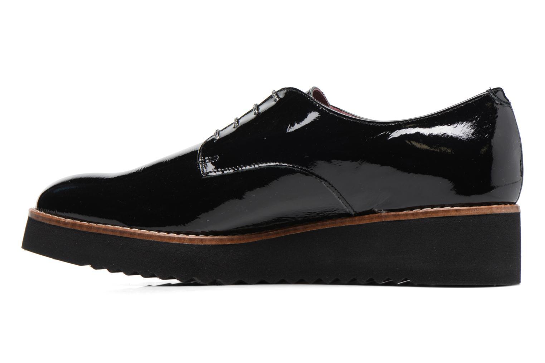 Chaussures à lacets HE Spring Lana Noir vue face