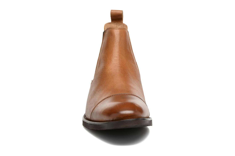 Bottines et boots HE Spring Jules Marron vue portées chaussures