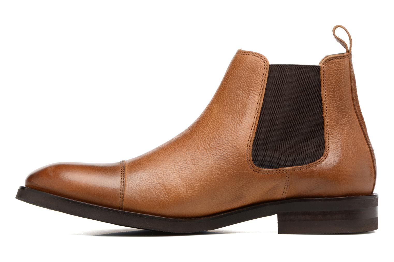 Bottines et boots HE Spring Jules Marron vue face