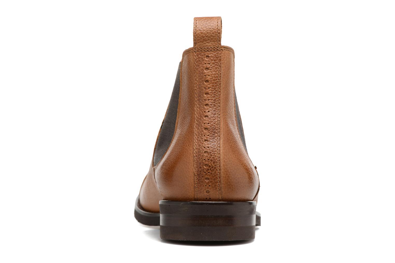 Bottines et boots HE Spring Jules Marron vue droite