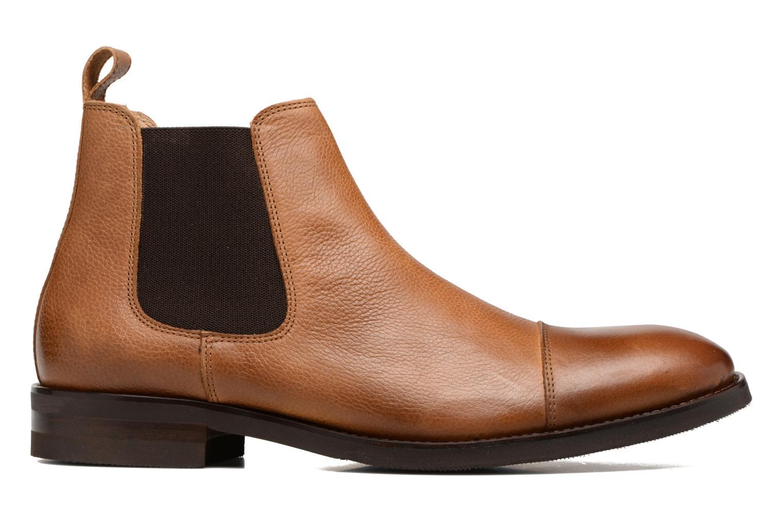 Bottines et boots HE Spring Jules Marron vue derrière