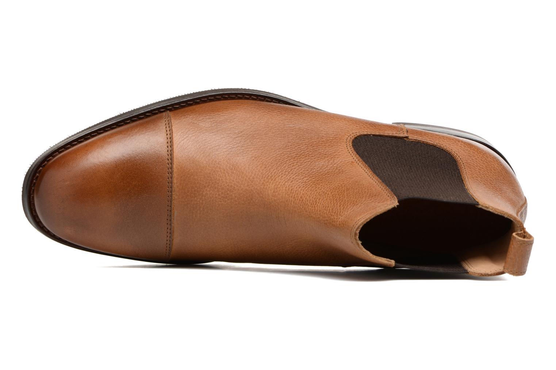 Bottines et boots HE Spring Jules Marron vue gauche
