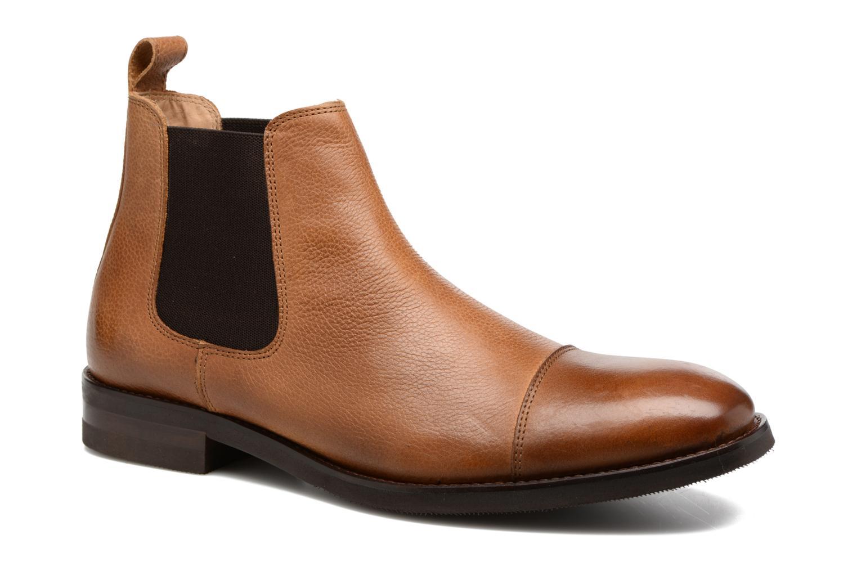 Bottines et boots HE Spring Jules Marron vue détail/paire