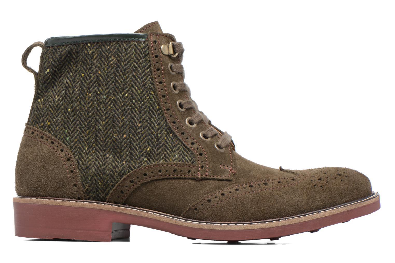 Bottines et boots Mr SARENZA Spoling Vert vue détail/paire