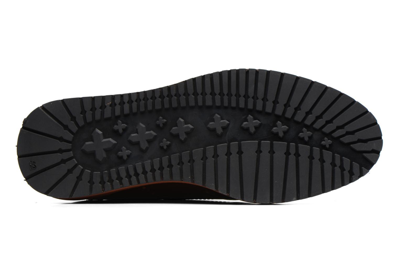 Chaussures à lacets Mr SARENZA Sulivan Marron vue haut