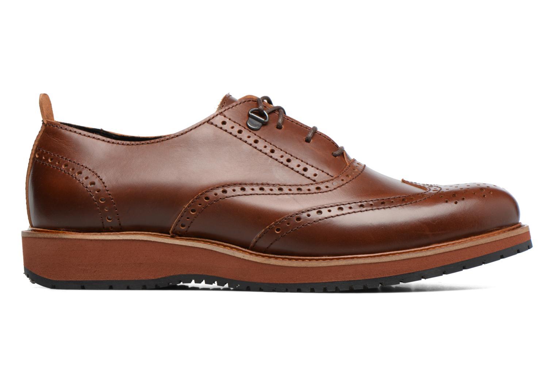 Chaussures à lacets Mr SARENZA Sulivan Marron vue détail/paire