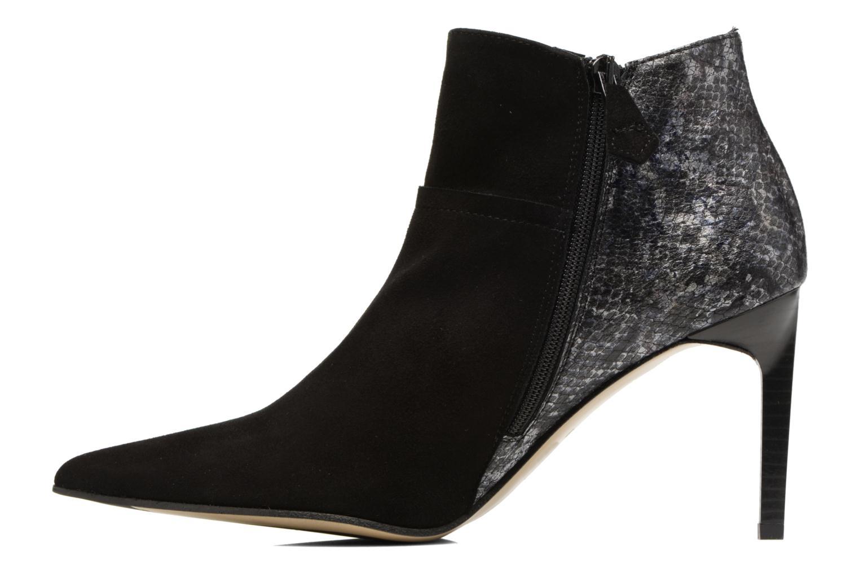 Bottines et boots Elizabeth Stuart Labrac 732 Noir vue face