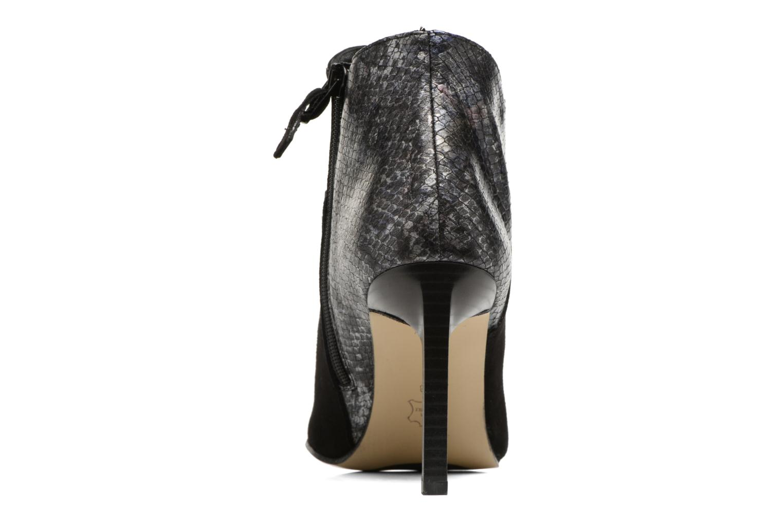 Bottines et boots Elizabeth Stuart Labrac 732 Noir vue droite
