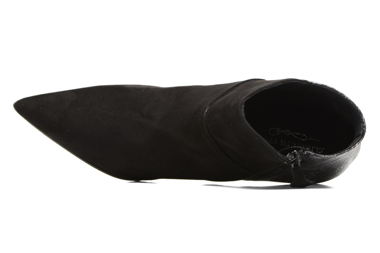 Bottines et boots Elizabeth Stuart Labrac 732 Noir vue gauche