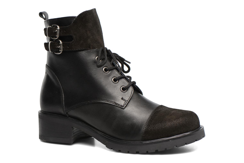 Zapatos Zapatos Zapatos especiales para hombres y mujeres Elizabeth Stuart Eter 297 (Negro) - Botines  en Más cómodo f90dae
