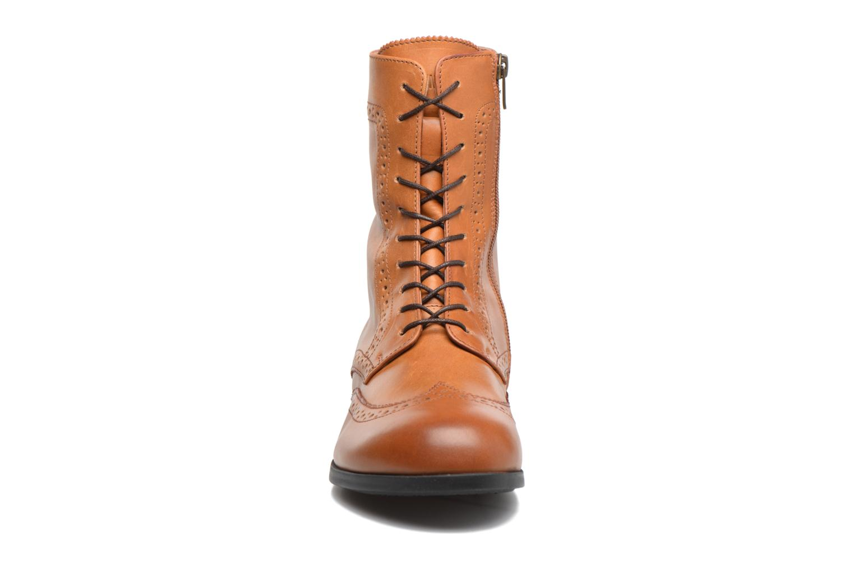 Bottines et boots Birkenstock Laramie Marron vue portées chaussures