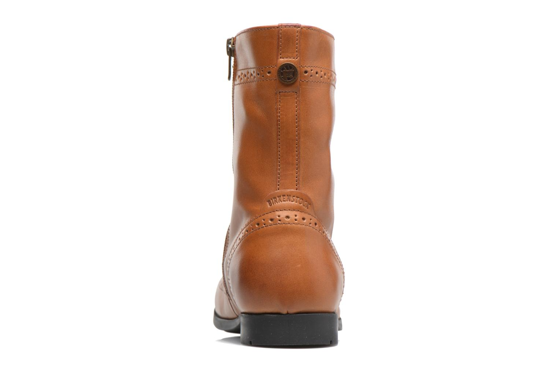 Bottines et boots Birkenstock Laramie Marron vue droite