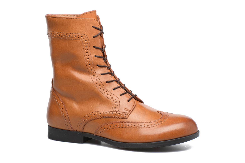 Bottines et boots Birkenstock Laramie Marron vue détail/paire