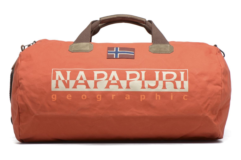Sacs de sport Napapijri Bering L Duffle Orange vue détail/paire