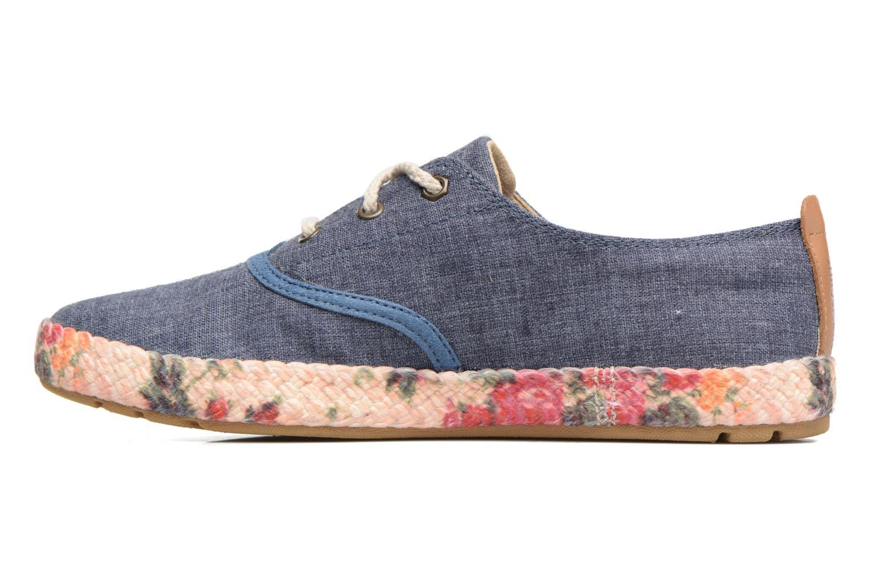 Sneaker Timberland Casco Bay Fabric Oxford blau ansicht von vorne