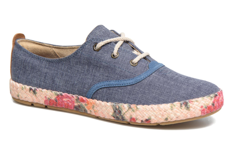 Sneaker Timberland Casco Bay Fabric Oxford blau detaillierte ansicht/modell