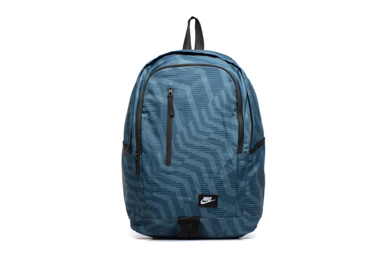 Nike Soleday Backpack S Space blue/black/white print